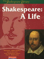 Shakespeare his life and his work - cover