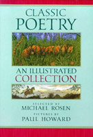 classic poetry, an illustrated collection - cover
