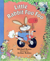 little rabbit foo - cover