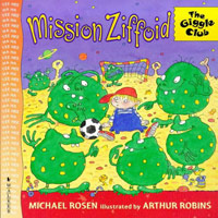 Mission Ziffoid - cover