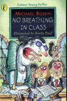 no breathing in class - cover