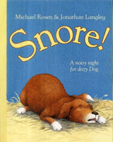 Snore - cover