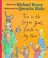 tea in the sugar bowl - cover