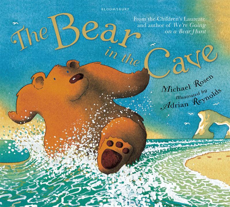 Chocolate Cake Michael Rosen Book